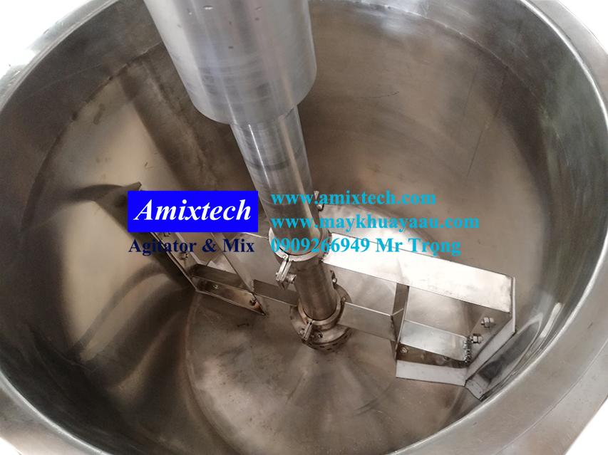 cánh khuấy hóa chất amix-10