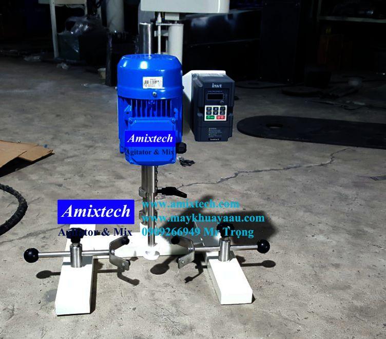 máy khuấy thí nghiệm amix-04